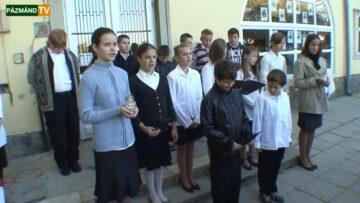 2013. október 18. – Pázmándi Krónika – Teljes adás