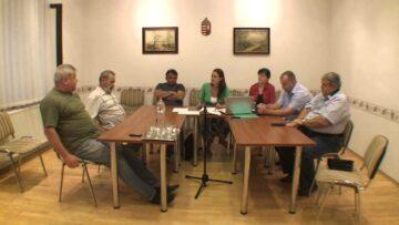 2014. július 31. – Pázmánd TV – Testületi ülés