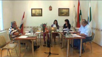 2014.június 19. – Pázmánd – Testületi ülés