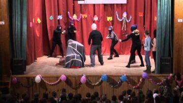 2015. február 7. – Pázmándi farsang – 6. osztály