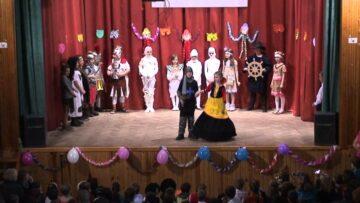 2015. február 7. – Pázmándi farsang – 3. osztály
