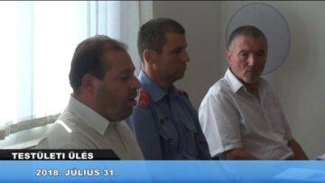 2018. augusztus 3. – Pázmánd TV – Teljes adás