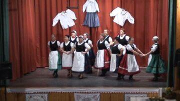 A 15 éves – pázmándi – Röpike Néptánccsoport jubileumi műsora – 2015.