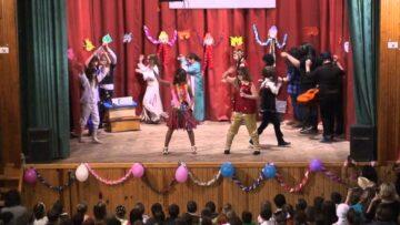 A pázmándi iskolások farsangja – 2015. HD