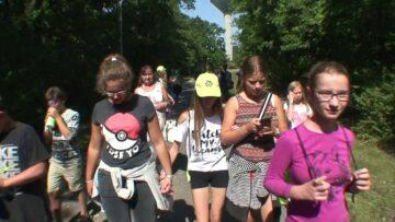 A zánkai Erzsébet-táborban töltötték a nyár utolsó hetét a pázmándi gyerekek  – 2017.
