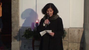 Adventi gyertyagyújtás Pázmándon – 3. gyertya