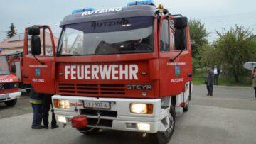 Az új pázmándi tűzoltóautó érkezése – 2017.