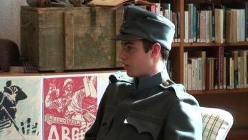 Beszélgessünk – Berta Kristóf – Világháborús kiállítás