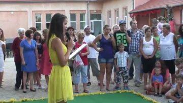 Csajos tábor Pázmándon – 2014. HD