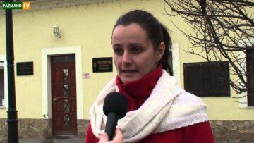 Első lakáshoz jutó fiatalokat támogat a Pázmándi Önkormányzat – 2014. HD