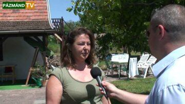 Falukutatók jártak Pázmándon – 2013. – HD