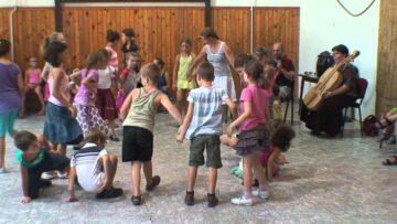 Folklór Tábor Pázmándon – 2015. HD