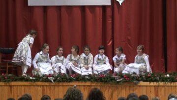 Iskolai Karácsonyi Ünnepség Pázmándon – 2016.