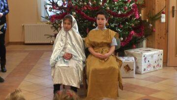 Karácsony a pázmándi  óvodában – 2017.
