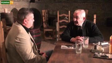 Pázmánd TV – Beszélgessünk! – Hajdú Szabolcs – 2014. HD