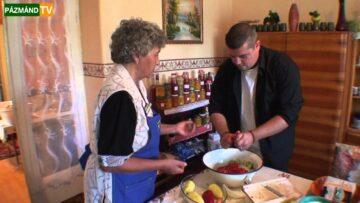 Pázmánd TV – Heti Plusz – Csalamádé készítés Annus nénivel – 2014. HD