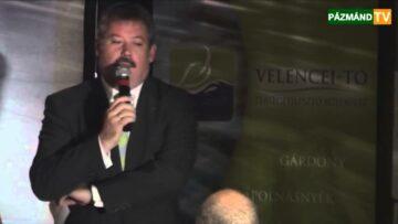 Pázmánd – VEKI konferencia – 2013. május 10. – V. Németh Zsolt – Megnyitó