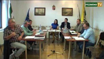 Rendkívüli testületi ülés – Pázmánd – 2013. április 12.