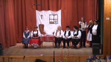 Télbúcsúztató Nyugdíjas Farsangi Mulatság Pázmándon – 2015.