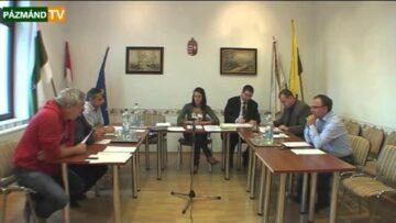 Testületi ülés – Pázmánd – 2013. május 27.