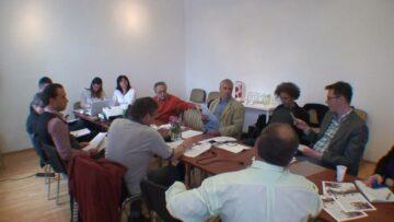 Üvegfalu programhoz csatlakozó Önkormányzatok találkoztak Pázmándon