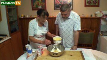 Vakarcs készítés Pázmándon Kati nénivel – 2013. – HD