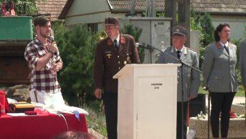 135 éves a Pázmándi Önkéntes Tűzoltó egyesület – Ünnepi közgyűlés és kitüntetések átadása – 2019.