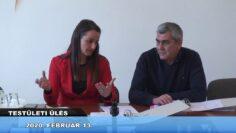 2020. február 13. – Testületi ülés – Pázmánd