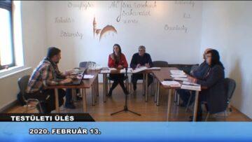 2020. február 14. – Pázmánd TV – Teljes adás