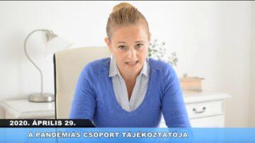 2020. május 1. – Pázmánd TV – Teljes adás