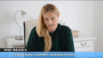 2020. május 8. – Pázmánd TV – Teljes adás