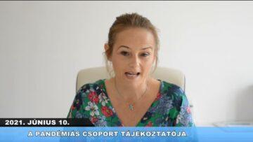 2021. június 11. – Pázmánd TV – Teljes adás