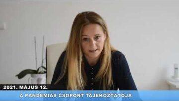 2021. május 14. – Pázmánd TV – Teljes adás