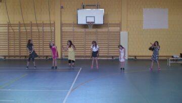 DÖK nap – Pázmánd – A 4. osztályosok tánca – 2021.