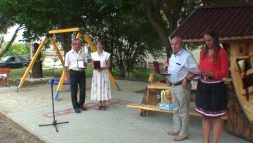 2021. augusztus 20. – Kitüntető címek átadása és a Szent István Park avatása